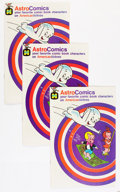 Bronze Age (1970-1979):Cartoon Character, Astro Comics #1978 Richie Rich and Casper Long Box Group (Harvey,1978) Condition: Average VF/NM....
