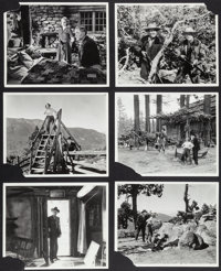 "The Shepherd of the Hills (Paramount, 1941). Unreleased Proof Photos (15) (8"" X 10""). Drama. ... (Total: 15 It..."