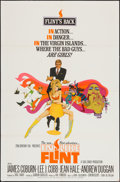 """Movie Posters:Action, In Like Flint (20th Century Fox, 1967). One Sheet (27"""" X 41"""").Action.. ..."""