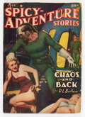 Pulps:Adventure, Spicy Adventure Stories - July '41 (Culture, 1941) Condition:VG-....