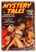 Pulps:Horror, Mystery Tales - May '39 (Red Circle, 1939) Condition: VG-....