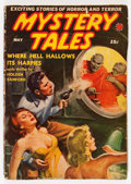Pulps:Horror, Mystery Tales - May '40 (Red Circle, 1940) Condition: VG....