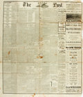 Books:Periodicals, [Newspaper]. The Daily Post, September 27, 1881. Featuresextensive coverage of the funeral of James A. Garfield...