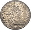 Early Dimes, 1804 10C 13 Stars Reverse, JR-1, R.5, VF35 PCGS....