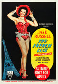 "Movie Posters:Comedy, The French Line (RKO, 1954). Australian One Sheet (27.75"" X 40"")....."