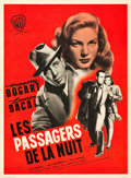 "Movie Posters:Film Noir, Dark Passage (Warner Brothers, 1947). French Affiche (23.25"" X31.5"").. ..."