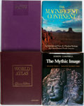 Books:Photography, [Advertising, Photography, Etc.]. Group of Four Books. Includes a world atlas, a book of North American photography, et al. ... (Total: 4 Items)