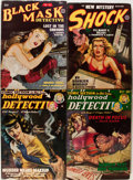 Pulps:Detective, Assorted Detective Pulps Group (Various, 1940s-'50s) Condition:Average VG-....