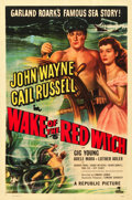 "Movie Posters:Adventure, Wake of the Red Witch (Republic, 1949). One Sheet (27"" X 41"").. ..."