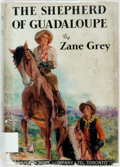 Books:Literature 1900-up, Zane Grey. SIGNED. The Shepherd of Guadaloupe. Harper &Brothers Publishers, 1930. First edition. Signed by Gr...