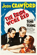 "Movie Posters:Comedy, The Bride Wore Red (MGM, 1937). One Sheet (27"" X 41.5"") Style C....."