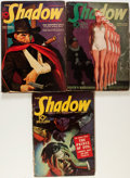 Pulps:Detective, Shadow Group (Street & Smith, 1937-40).... (Total: 3 Items)