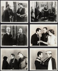 """Movie Posters:Drama, A Night of Mystery (Paramount, 1928). Photos (29) (8"""" X 10""""). Drama.. ... (Total: 29 Items)"""