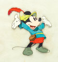 Animation Art:Color Model, The Brave Little Tailor Mickey Mouse Color Model Cel (WaltDisney, 1938)....