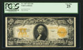 Large Size:Gold Certificates, Fr. 1187 $20 1922 Gold Certificate PCGS Very Fine 25.. ...