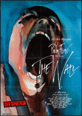 "Movie Posters:Rock and Roll, Pink Floyd: The Wall (Neue Constantin Film, 1982). German A1(23.25"" X 33""). Rock and Roll.. ..."