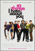 "Movie Posters:Comedy, 10 Things I Hate About You & Other Lot (Buena Vista, 1999). OneSheets (2) (27"" X 40"") DS Regular & Advance. Comedy.. ...(Total: 2 Items)"