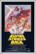 "Movie Posters:Science Fiction, The Empire Strikes Back (20th Century Fox, R-1981). One Sheet (27"" X 41""). Science Fiction.. ..."