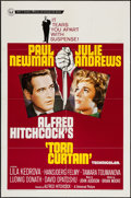 """Movie Posters:Hitchcock, Torn Curtain (Universal, 1966). One Sheet (27"""" X 41""""), Lobby CardSet of 8, Lobby Card (11"""" X 14"""") & Pressbooks (4) (4 Pages...(Total: 14 Items)"""