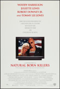 "Movie Posters:Crime, Natural Born Killers (Warner Brothers, 1994). One Sheet (27"" X 40"")& Video Poster (27"" X 40"") Director's Cut. Crime.. ... (Total:2 Items)"