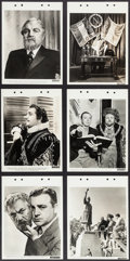 """Movie Posters:Drama, The Magnificent Fraud (Paramount, 1939). Keybook Photos (100) (8"""" X 11""""). Drama.. ... (Total: 100 Items)"""
