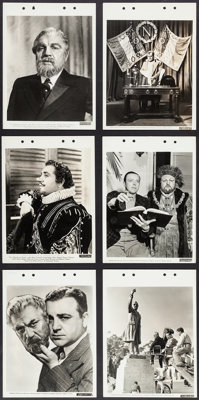 "The Magnificent Fraud (Paramount, 1939). Keybook Photos (100) (8"" X 11""). Drama. ... (Total: 100 Items)"