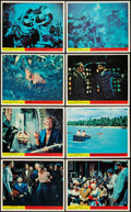 "Movie Posters:Science Fiction, 20,000 Leagues Under the Sea (Buena Vista, 1954). British Front ofHouse Color Photos (8) & Photos (22) (8"" X 10""). Science ...(Total: 30 Items)"