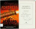 Books:Literature 1900-up, Bernard Cornwell. INSCRIBED. Sharpe's Fortress. London:Harper Collins, [1999]. First edition, first printing. In...