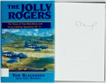 Books:Americana & American History, Tom Blackburn with Eric Hammel. SIGNED. The Jolly Rogers: TheStory of Tom Blackburn and Navy Fighting Squadron VF-17. ...
