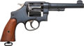 Handguns:Double Action Revolver, U.S. Smith & Wesson Army Model 1917 Double Action Revolver....
