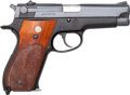 Handguns:Semiautomatic Pistol, Smith & Wesson Model 39 Semi-Automatic Pistol....