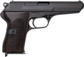 Handguns:Semiautomatic Pistol, Czech Model CZ-52 Semi-Automatic Pistol with Holster and ExtraMagazine....