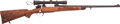 Long Guns:Bolt Action, Custom Griffin & Howe Bolt Action Rifle with TelescopicSight....