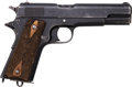 Handguns:Semiautomatic Pistol, Norwegian Model 1914 Semi-Automatic Pistol....
