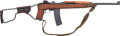 Long Guns:Semiautomatic, U.S. M1A1 Style Semi-Automatic Paratrooper Carbine....