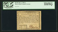 Colonial Notes:Rhode Island, Fully Signed Rhode Island July 2, 1780 $2 PCGS Choice About New55PPQ.. ...