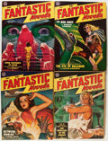 Pulps:Science Fiction, Fantastic Novels Box Lot (New Publications, 1940-51) Condition:Average VG/FN....