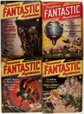 Pulps:Science Fiction, Famous Fantastic Mysteries Box Lot (Frank A. Munsey Co., 1939-42)Condition: Average VG....