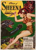 Pulps:Adventure, Stories of Sheena #1 (Fiction House, 1951) Condition: VG/FN....