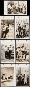 """Movie Posters:Miscellaneous, George Raft Publicity Lot (Paramount, 1930s). Keybook Photos (33) (5"""" X 8"""" & 8"""" X 11""""). Miscellaneous.. ... (Total: 33 Items)"""