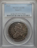 Bust Half Dollars: , 1830 50C Small 0 AU55 PCGS. PCGS Population (258/543). NGC Census:(213/876). Mintage: 4,764,800. Numismedia Wsl. Price for...