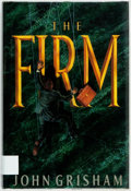 Books:Mystery & Detective Fiction, John Grisham. The Firm. New York: Doubleday, [1991]. Firstedition, first printing. Publisher's binding and original...
