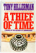 Books:Mystery & Detective Fiction, Tony Hillerman. INSCRIBED. A Thief of Time. New York: Harper& Row, [1988]. First edition, first printing. Inscrib...
