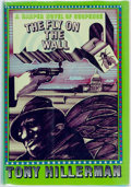 Books:Mystery & Detective Fiction, Tony Hillerman. The Fly on the Wall. New York: Harper &Row, [1971]. First edition, first printing. Publisher's bin...