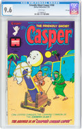 Bronze Age (1970-1979):Cartoon Character, Friendly Ghost Casper #180 File Copy (Harvey, 1975) CGC NM+ 9.6 White pages....
