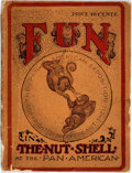 Books:Periodicals, [Comics]. Fun in the Nut Shell. Nut Shell Publishing, 1901.Published for the Pan American Exposition. Illustrations through...