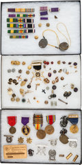 Military & Patriotic:WWI, WWI Purple Heart Medal Group, Baldwin Williams-Foote....