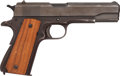 Handguns:Semiautomatic Pistol, U.S. Colt Model 1911A1 Semi-Automatic Pistol with Remington Rand Slide Possibly Lend Lease....