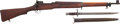 Long Guns:Bolt Action, U.S. Eddystone Model of 1917 Bolt Action Rifle.... (Total: 2 Items)