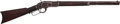 Long Guns:Lever Action, Winchester Third Model 1873 Lever Action Rifle....